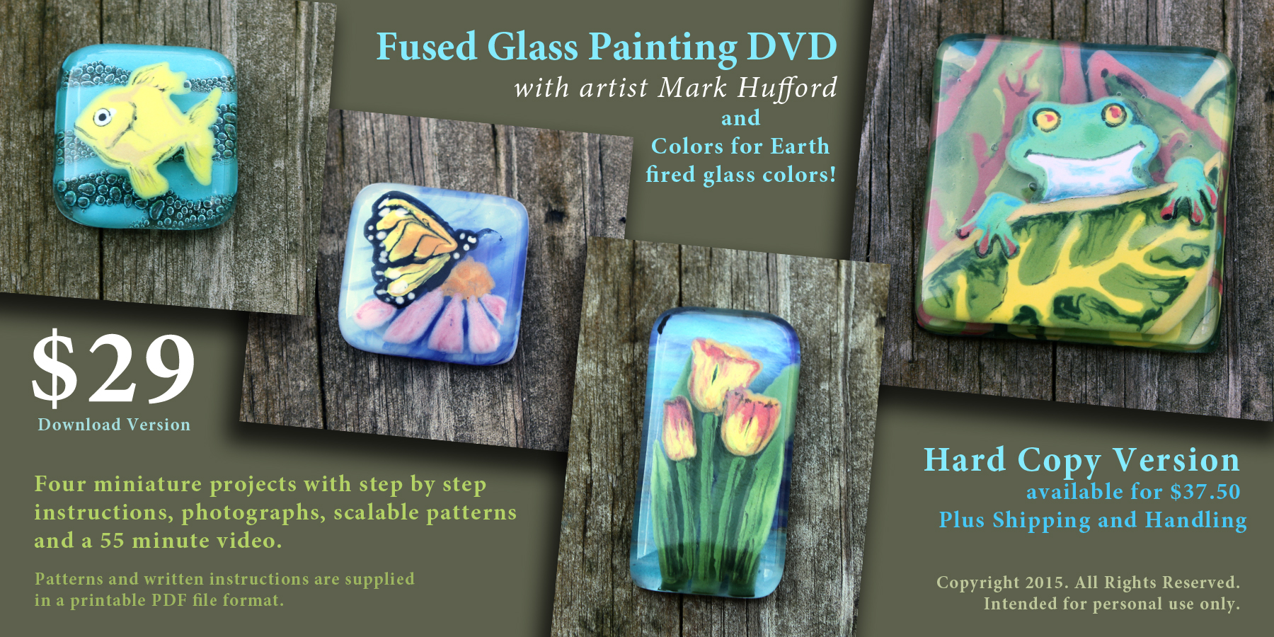 Fused glass let 39 s talk graphite for Ceramic mural tutorials